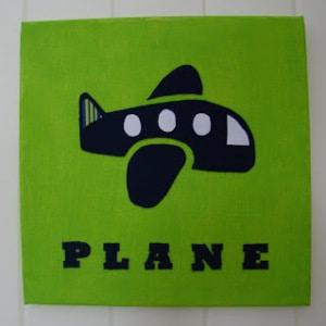 PlaneWallArt