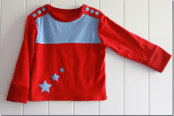 What a Star: Boy's T-shirt