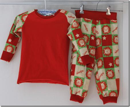 Baby Pyjamas | Cook Clean Craft