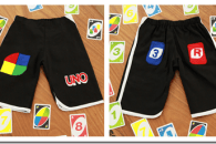 Sew Ready to Play: UNO Shorts