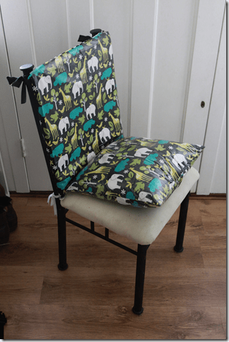 Big Boy Dining Chair Booster Seat Cook Clean Craft