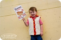 Hot Dog Vest Tutorial