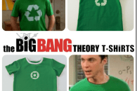 Big Bang Theory T-Shirts