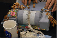 Lace Making – Wow!