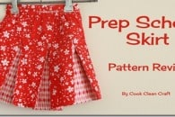 Prep School Skirt