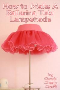 Ballerina Tutu Lampshade (12)