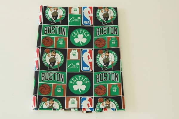 Boston Celtics Fabric