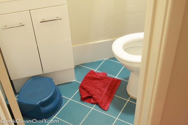 Keep Hand Towel on Rail (1)