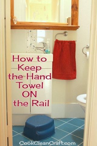 Keep Hand Towel on Rail (3)