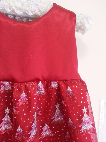 Christmas Shir Dress