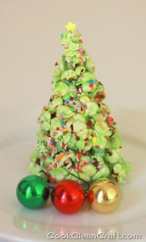 Popcorn Christmas Trees (8)