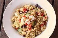 Super Quick Couscous Salad