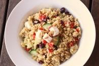 Super Quick Couscous Salad