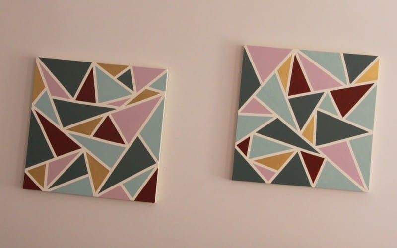 Geometric Art By An Engineer Tutorial Cook Clean Craft