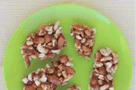 Nut bars {recipe}