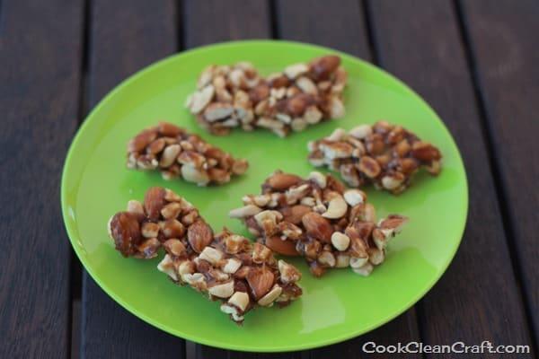 Nut Bars recipe (2)