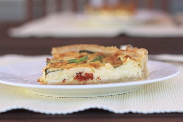 Sundried Tomato and Feta Quiche (3)
