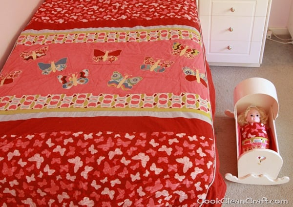 Matching quilts