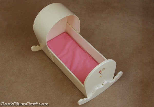 Mattress for Doll Cradle