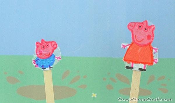Peppa Pig Puppet Show Tutorial (3)