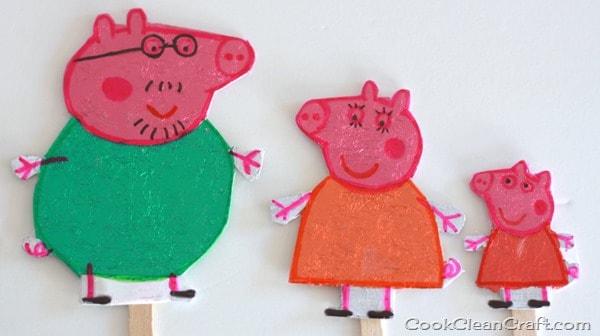 Peppa Pig Puppet Show Tutorial (5)
