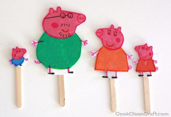 Peppa Pig Puppet Show Tutorial (6)