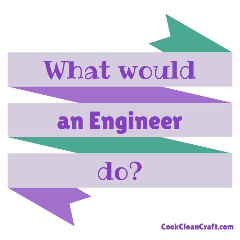 Superb I Need An Engineer #1: What Would An Engineer Do