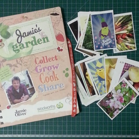 Jamie Oliver Sticker Book