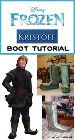 Kristoff Boots