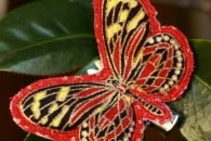 How to Sew Butterfly Hair clips