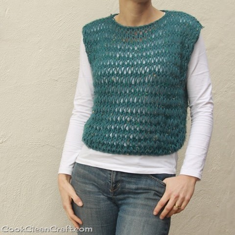 Cropped Knitted Vest (9)