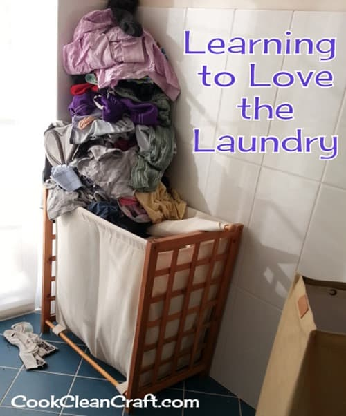 Learning to Love the Laundry