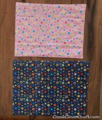 Sew a Laminated Placemat (10)