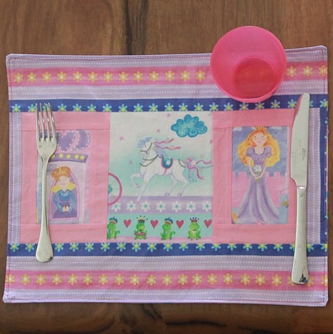 Sew a Laminated Placemat (9)