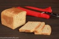 Spelt Buttermilk Bread {recipe}