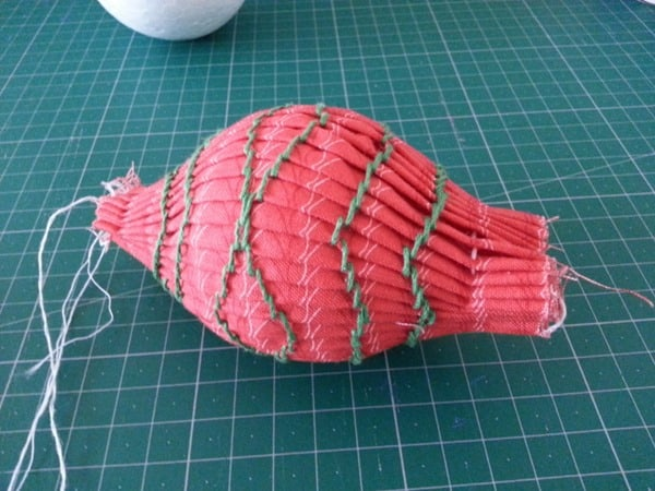 Smocked Christmas Decorations (12)