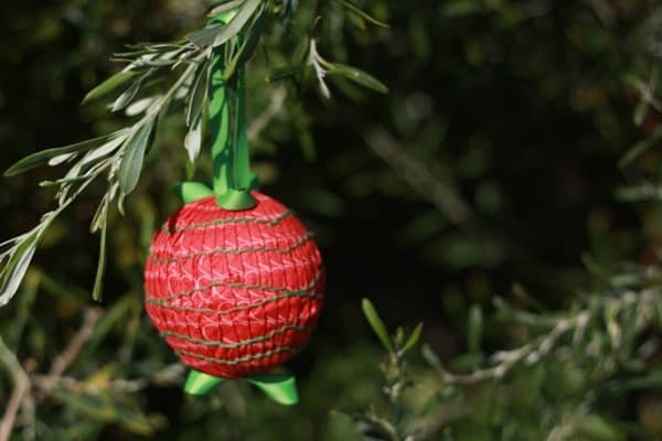 Smocked Christmas Decorations (6)