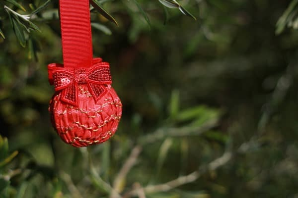 Smocked Christmas Decorations (7)