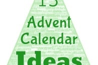 Advent Calendar Ideas and Craft Along