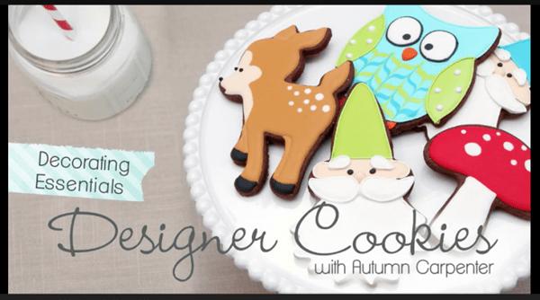 Designer Cookies Craftsy Class