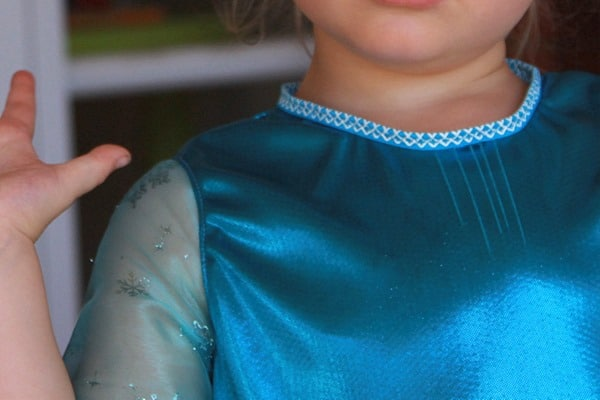 Frozen Elsa Party Dress (1)