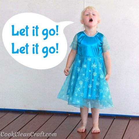 Frozen Elsa Party Dress (6)