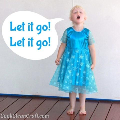 Frozen Elsa Party Dress (6)