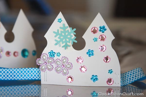 Frozen Elsa Tiara Craft