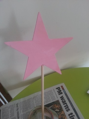 How to make a fairy wand (3)