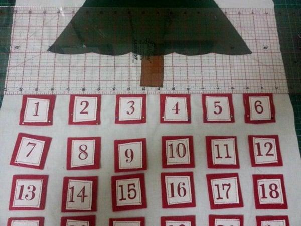 Advent Calendar Craft Along Pt3 (2)