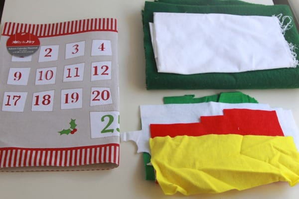 Advent Calendar CraftAlong Supplies (2)