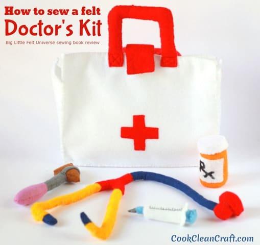 Felt Doctor's Kit (3)