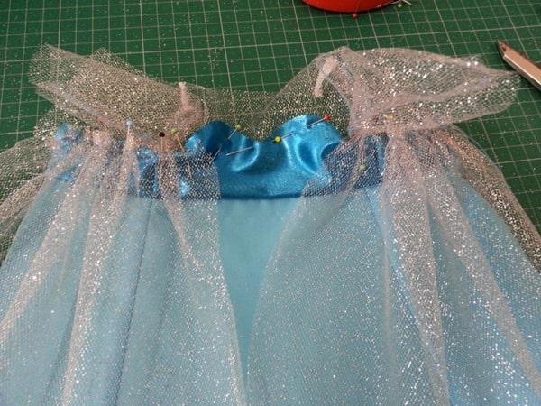 Frozen Elsa Rag Doll (4)