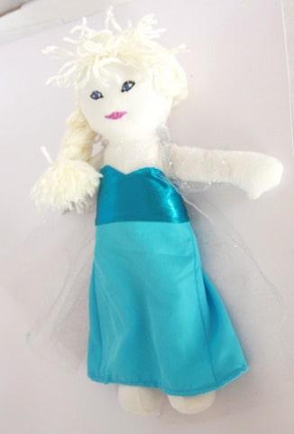 Frozen Elsa Rag Doll (5)